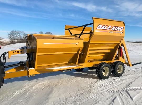 Bale King 5225
